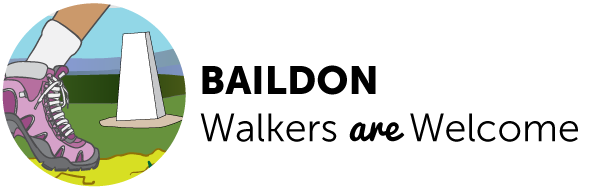 Promoting walking in and around Baildon