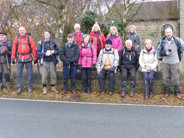 Wakefield walkers